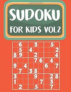 Sudoku for Kids : 200+ Sudoku Puzzles: Easy, Medium, Hard, Very Hard