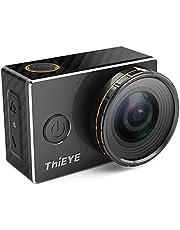 """ThiEYE Action Kamera True 4k/30fps,14MP,2.0"""" IPS Ultra-HD Bildschirm,WiFi 60M Wasserdichte Sport Cam mit EIS, Aqua Mode & Verzerrungskorrektur"""