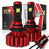 OPT7 Fluxbeam X H11 H8 H9 LED Headlight High Beam Bulbs - 8,400LM 6000K White Daytime - All Bulb Sizes - 2 Year Warranty