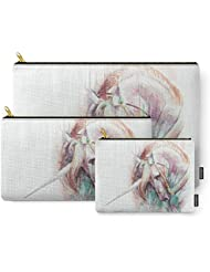 Society6 Unicorn Carry-All Pouch