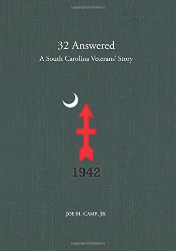 32 Answered: A South Carolina Veterans' Story ebook