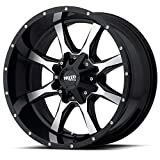 Moto Metal Mo970 Black 18x10 5x139.7/5x150 -24et 110.5
