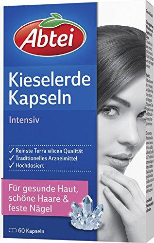 Abtei Kieselerde Intensiv Kapseln, 60 Stück, 1-er Pack (1 x 60 St.)