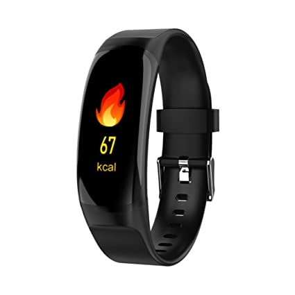 Amazon.com: Lywey MK04 Sports Smart Watch, Health Monitoring ...