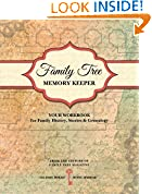 #9: Family Tree Memory Keeper: Your Workbook for Family History, Stories and Genealogy
