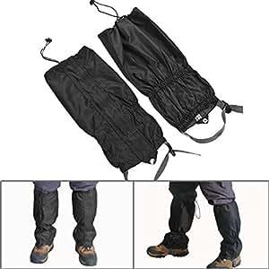 Sungpunet 1 Pair Unisex Leg Gaiters Leggings Cover Waterproof Legwear For Snow Hiking Climbing Walking