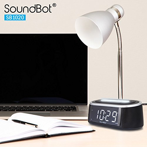 SoundBot Bluetooth Wireless Streaming Charging