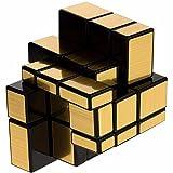 Dayan B00HNR55D0810 Shengshou 3x3 Gold Mirror Cube