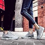 JJLIKER Men Women Running Shoes Sports Trainers