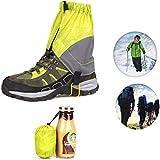 AKEfit Outdoor Waterproof Snow Leg Gaiters Hiking Walking Climbing Hunting Leggings Cover Leg Gaiters for Men and Women