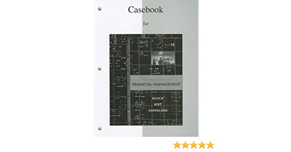 Casebook to accompany foundations of financial management casebook to accompany foundations of financial management 9780077316174 economics books amazon fandeluxe Gallery