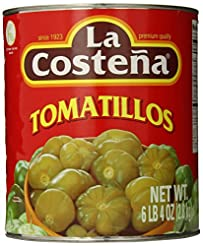 La Costena Green Tomatillo, 100 Ounce