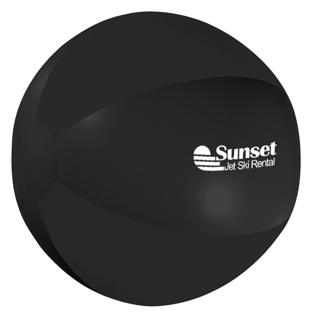 CloseoutPromo 16'' Beach Ball - 150 Quantity - $1.45 Each - PROMOTIONAL PRODUCT/BULK/BRANDED with YOUR LOGO/CUSTOMIZED by CloseoutPromo (Image #2)