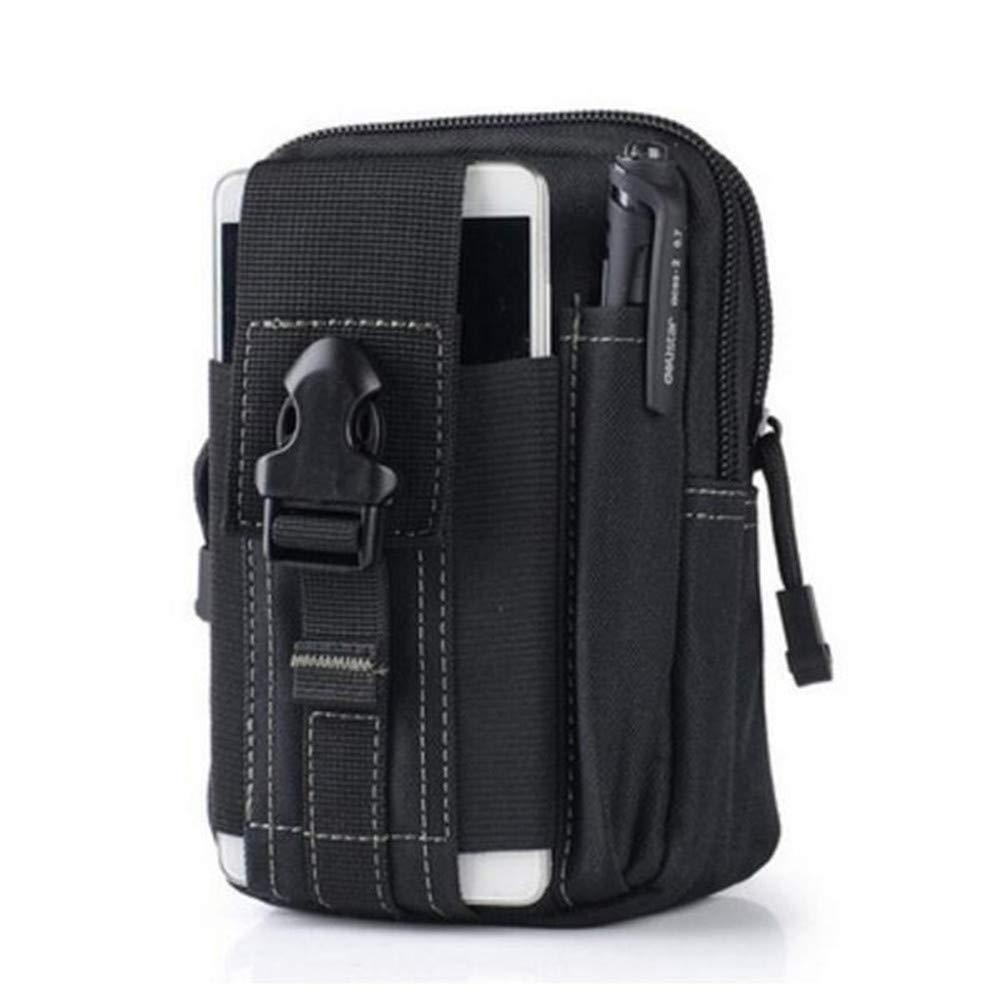 HUDUI Multi-Funktions-Outdoor-Sport-und Freizeit-Laufbekleidung tragen Wasserdichte Handytasche hängende Tasche Taktische Taschen