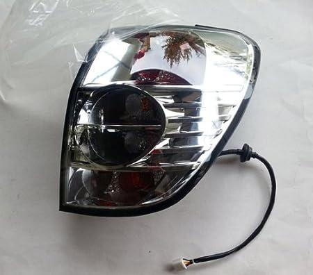Amazon.com: CHEVROLET Rear Tail Light Lamp Assembly 2-pc Set For 2006 2007 2008 2009 2010 2011 2012 2013 Chevy Holden Captiva: Automotive