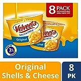 #5: Velveeta Shells & Cheese Pasta, Original, Single Serve Microwave Cups, 8 Count