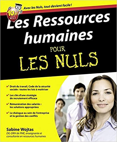 Read Online Les Ressources humaines pour les Nuls epub pdf