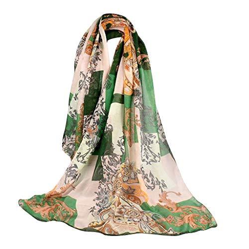 (Bali yarn printed scarf headscarf lady holiday travel fashion print soft shawl wrap beach hair band MEEYA)