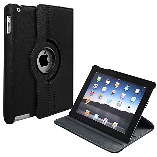iPad Case Toprime Rotating generation