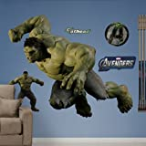 FATHEAD Hulk: Avengers Live Action Photo Graphic Wall Décor