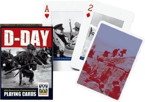 Piatnik D-Day Playing Cards
