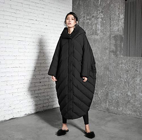 Doudoune Légère Hiver Veste Black Ultra amp;w Fashion Dame Matelassé Compressible11 Manteau D'hiver Femmes Y Femme A7Pq1wx