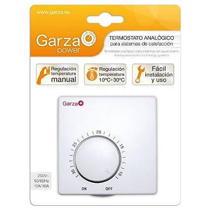 Garza 400618 Crono termostato analógico