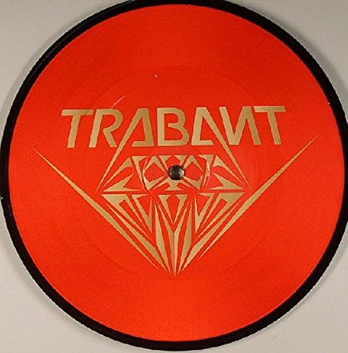 Trabant Maria vinyl Picture Disc record Single, 45 RPM