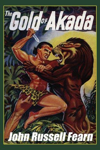The Gold of Akada: A Jungle Adventure Novel: Anjani, Book One