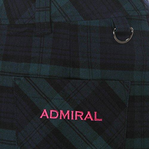 アドミラル Admiral スカート チェック スカート ADLA6P5 レディス