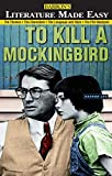 Book cover from To Kill a Mockingbird: The Themes · The Characters · The Language and Style · The Plot Analyzed (Literature Made Easy) by Mary Hartley