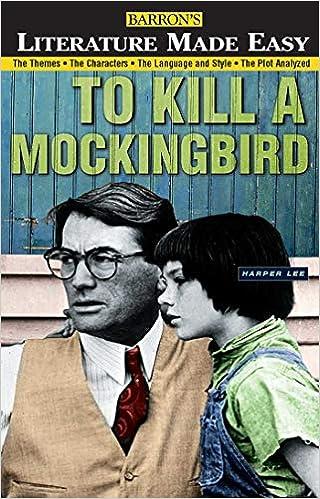 to kill a mockingbird book characters