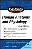 img - for Schaum's Easy Outline of Human Anatomy and Physiology, Second Edition (Schaum's Easy Outlines) book / textbook / text book