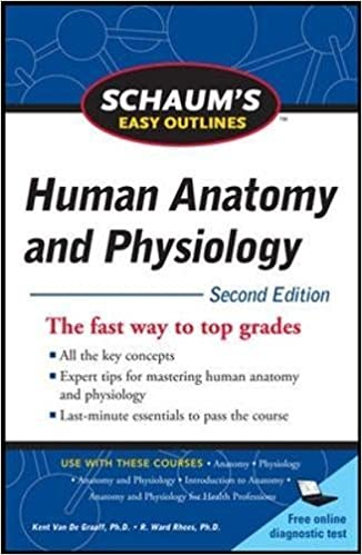 Schaum\'s Easy Outline of Human Anatomy and Physiology, Second ...
