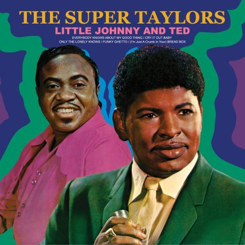 CD : Ted Taylor - The Super Taylors (CD)