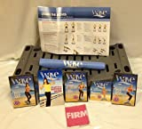 (US) Firm-Wave-Deluxe-Kit-6-Workout-DVDs-Resistance-Band-Success-Guide-Accessory-Mat