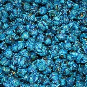 Gourmet Popcorn (Blue Raspberry, 2 Pounds)
