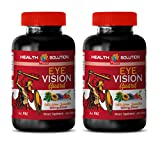 vitamins for eyes health - EYE VISION GUARD (WITH LUTEIN, ZEAXANTHIN AND BILBERRY EXTRACT) - lutein supplements for eyes - 2 Bottles (400 Softgels)