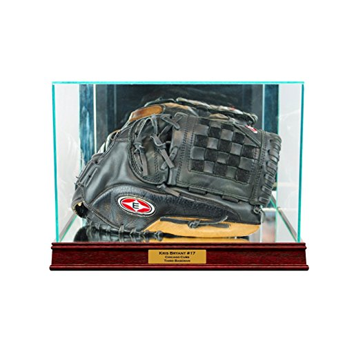 Perfect Cases Rectangle Baseball Glove Display Case with ()