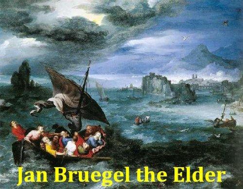 50 Color Paintings of Jan Bruegel (Brueghel) the Elder - Flemish Baroque Painter (1568 - January 13, 1625)