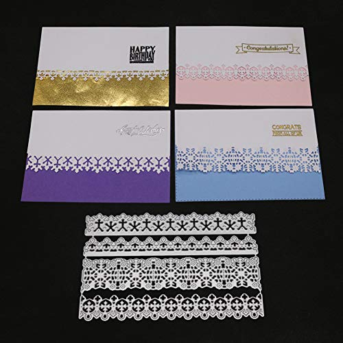 WOCACHI Metal Cutting Dies Stencils Scrapbooking Embossing Mould Templates Handicrafts Paper Cards DIY Card Making 1112-34 B