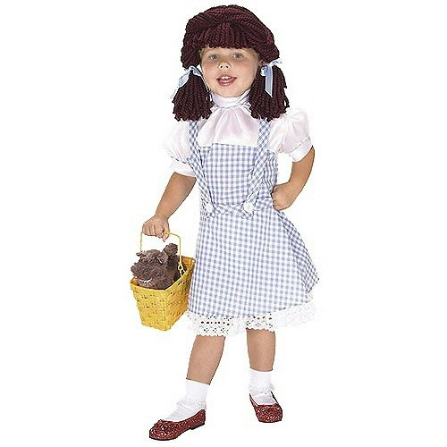 Wizard of Oz Yarn Baby Dorothy (Kids Wizard Outfit)