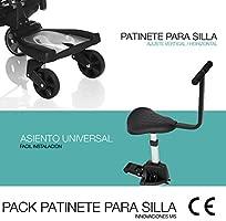 Patinete con Asiento Universal de Innovaciones MS