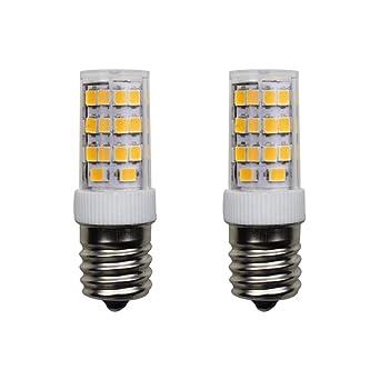 Bombillas de repuesto para microondas, E17, LED, ideales para campanas de microondas,