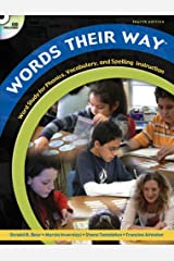 Words Their Way: Word Study for Phonics, Vocabulary, and Spelling Instruction, 4th Edition (Book, CD & DVD) Paperback