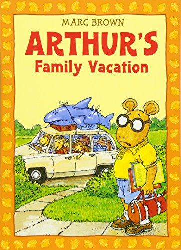 Arthur's Family Vacation: An Arthur Adventure (Arthur Adventure Series)