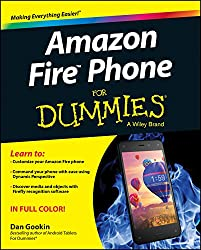 Amazon Fire Phone For Dummies