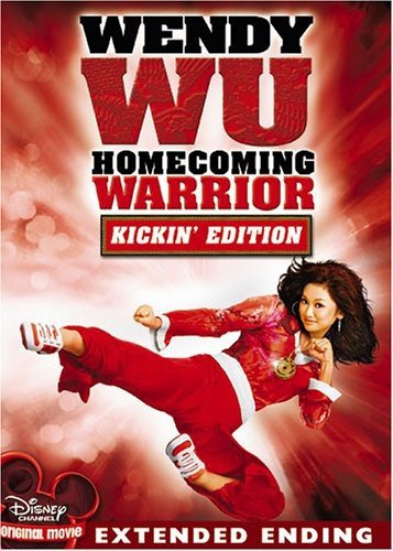 Wendy Wu: Homecoming Warrior (Kickin' Edition) -  DVD, Rated PG, John Laing