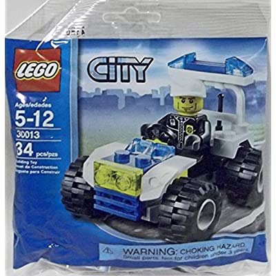 LEGO City 30013 Policy Buggy: Toys & Games