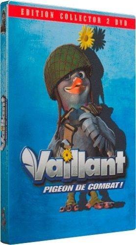 Vaillant, pigeon de combat ! - Édition Collector 2 DVD (Boitier - Combat Collectors